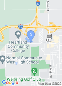 Heartland Community College map