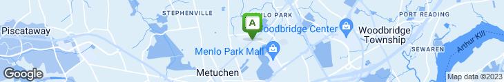 Map of Ichiban Sushi