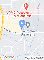 La Roche College map