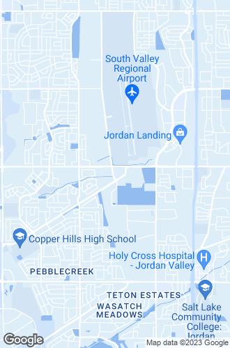 Map of West Jordan
