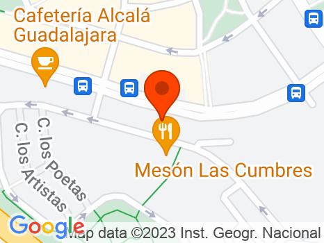 223211 - Entre Virgen del Amparo y calle Ferial
