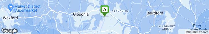 Map of Atria's