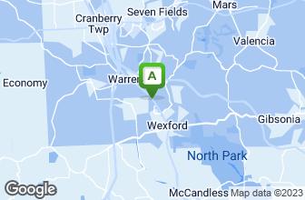 Map of Walnut Grill