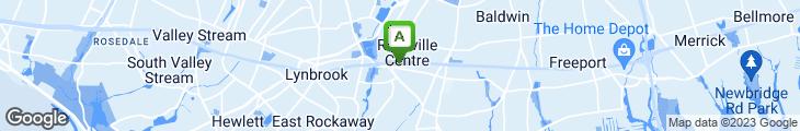 Map of Gabrielle's Brasserie