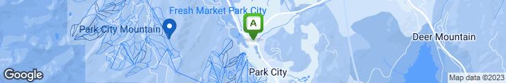 Map of Chez Betty
