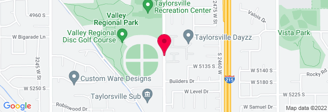 Map for Valley Regional Park