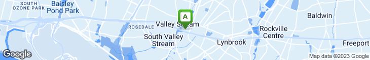 Map of Buckley's Restaurant & Bar
