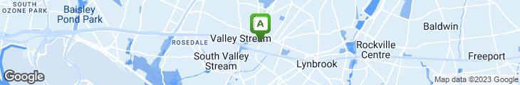 Map of Village Pizza Pizzeria & Restaurant