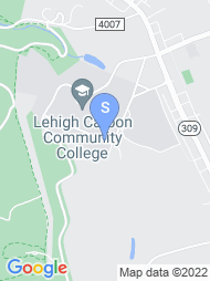 Lehigh Carbon Community College map