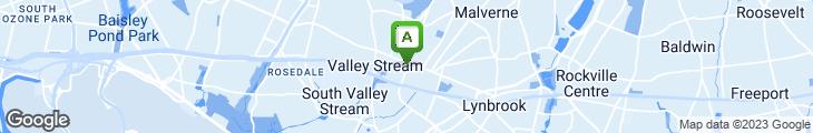 Map of PJ Harper's