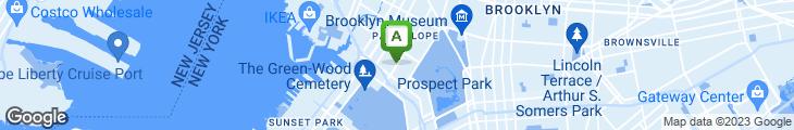 Map of Cafe Steinhof