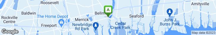 Map of Stella's Pizzeria & Restaurant