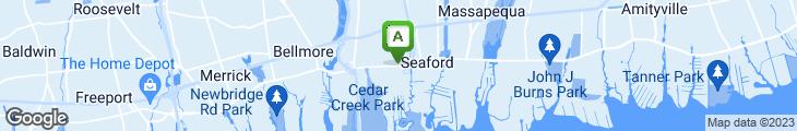 Map of Cheng's Restaurant