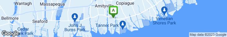 Map of Roppongi Sushi Restaurant