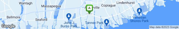 Map of Carolina's Ii Pizza & Restaurant