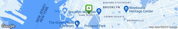 Map of Pita Pan