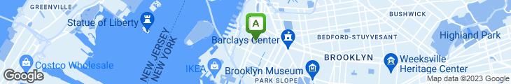 Map of Ceol Pub & Grill