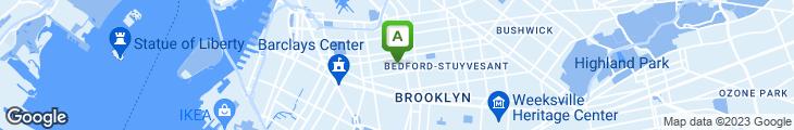 Map of Borough