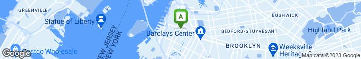 Map of Gravy