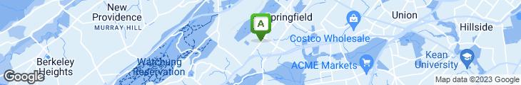 Map of Cioffi's of Springfield