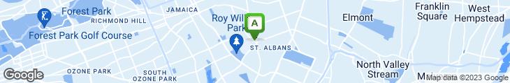 Map of Jean's Restaurant
