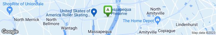 Map of JR Supreme Kitchen & Sushi