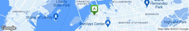 Map of Caffe Buon Gusto - Brooklyn