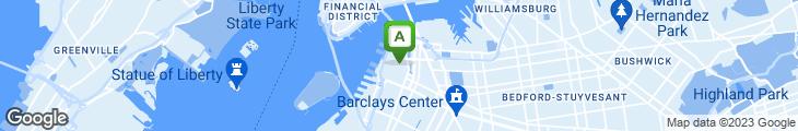 Map of Armando's