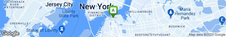 Map of Beckett's Bar & Grill