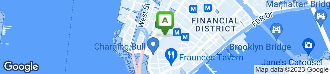 Map of Cafe Bravo