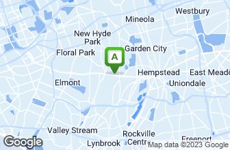 Map of Caprio's Brick Oven Pizza Restaurant