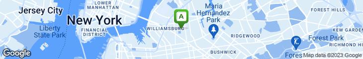 Map of Mojito Loco