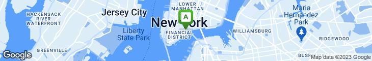 Map of Mark Joseph Steakhouse