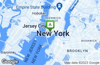 Map of 121 Fulton Street