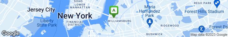 Map of Dressler