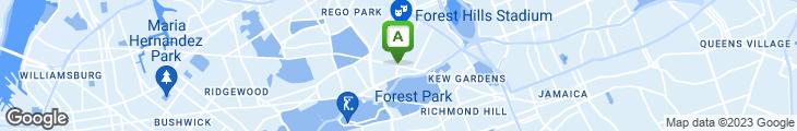 Map of Metro Cafe