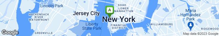 Map of Yushi Bento Bar