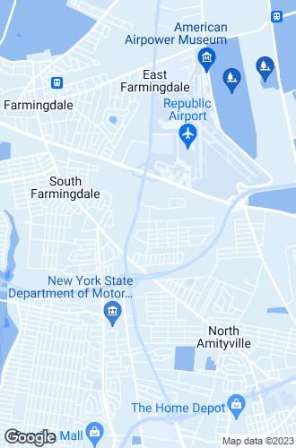 Map of Farmingdale