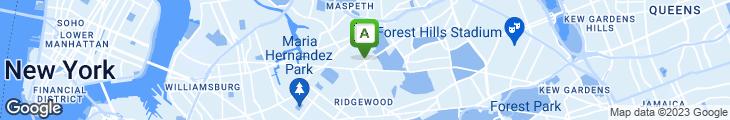 Map of Labella Mariella Pizzeria