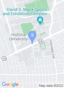 Hofstra University map