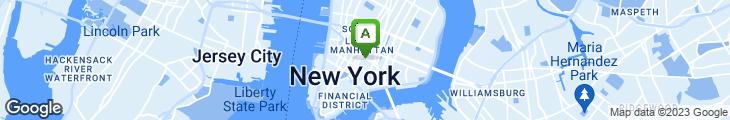 Map of Tongin Mart Inc.