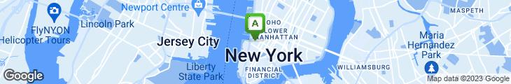 Map of Tokyo Bay