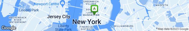 Map of Ok 218 Restaurant Inc.