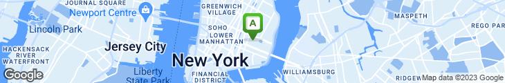 Map of Summers Bar & Restaurant
