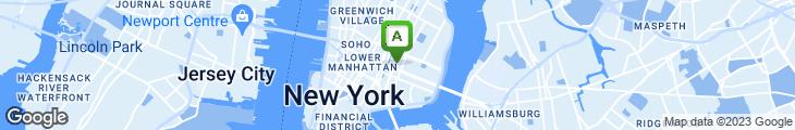 Map of Corner Grocer