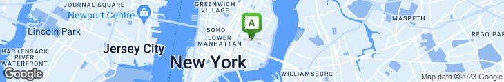 Map of Frankies 17