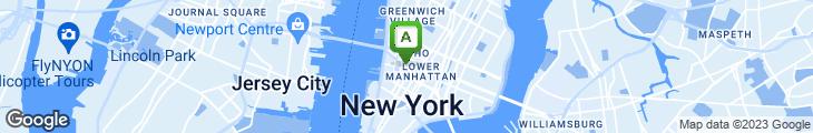 Map of Fresh Food Market Deli