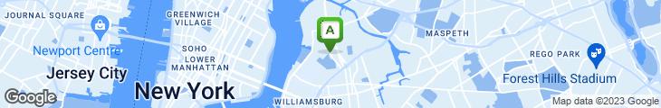Map of Amarin Cafe