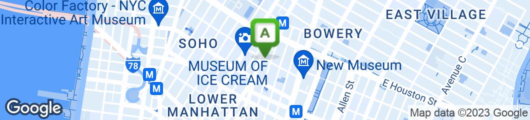 Map of MacBar