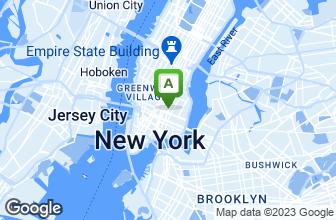 Map of NY Village Deli